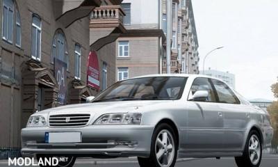 Toyota Cresta 2.5 Exceed X100 2000 [1.5.9], 1 photo